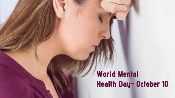 World Mental Health Day 2019 blog on plenareno mental health and psychiatry conferences