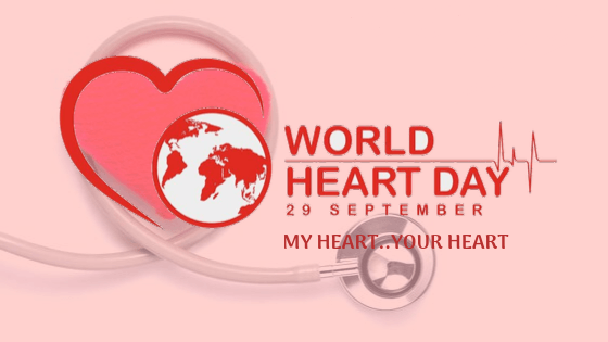World Heart Day 2019 blog for plenareno cardiology, heartcare, hypertension conferences
